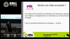 Sous-titrage, transcription, audiodescription : rendre une vidéo accessible